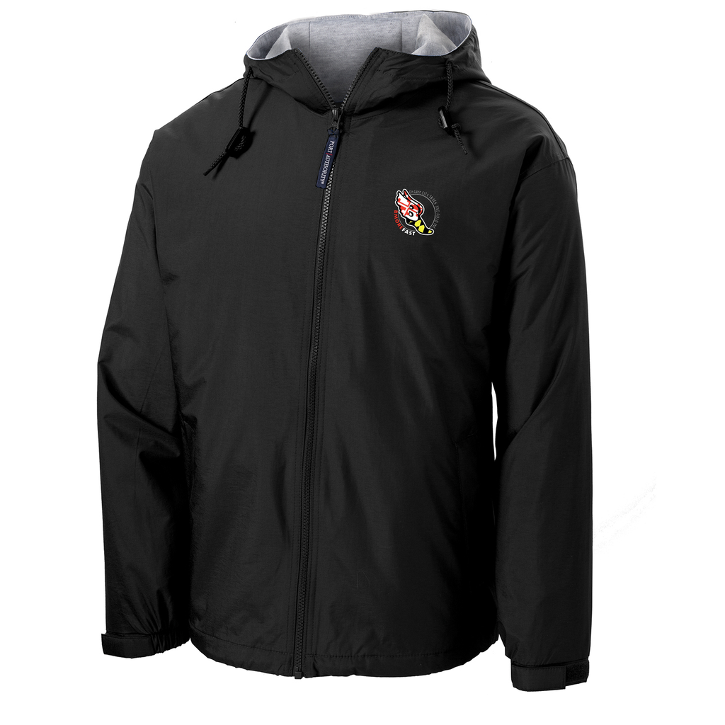 Baltimore City T&F  Hooded Jacket