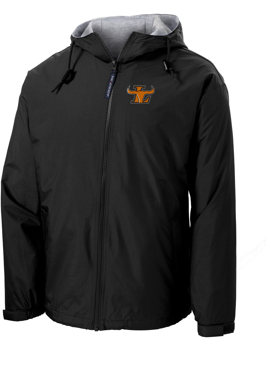 Lanier Baseball Hooded Jacket