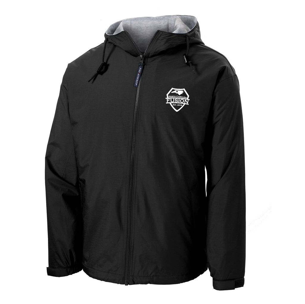Fusion Lacrosse  Hooded Jacket