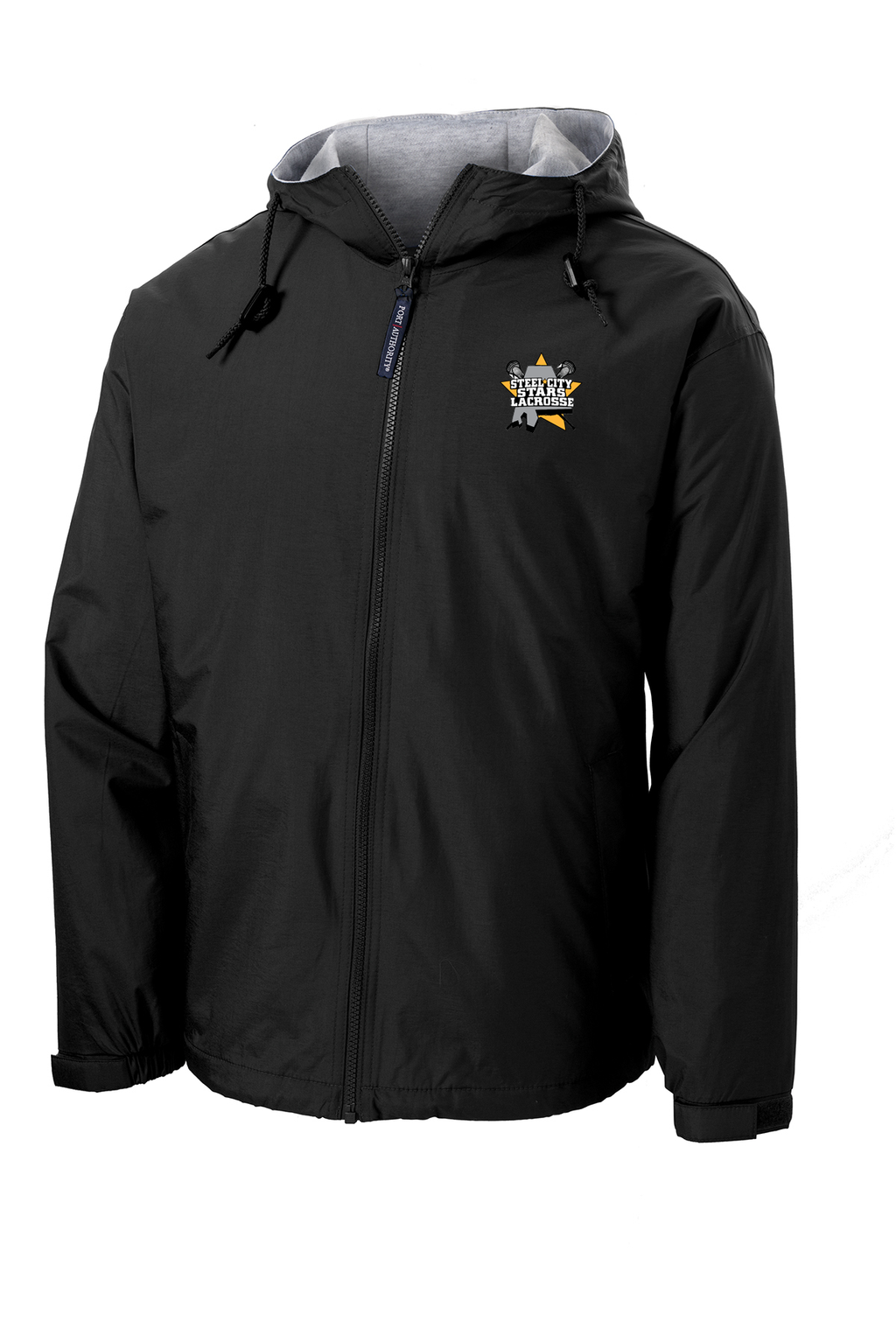 Stars Lacrosse Hooded Jacket