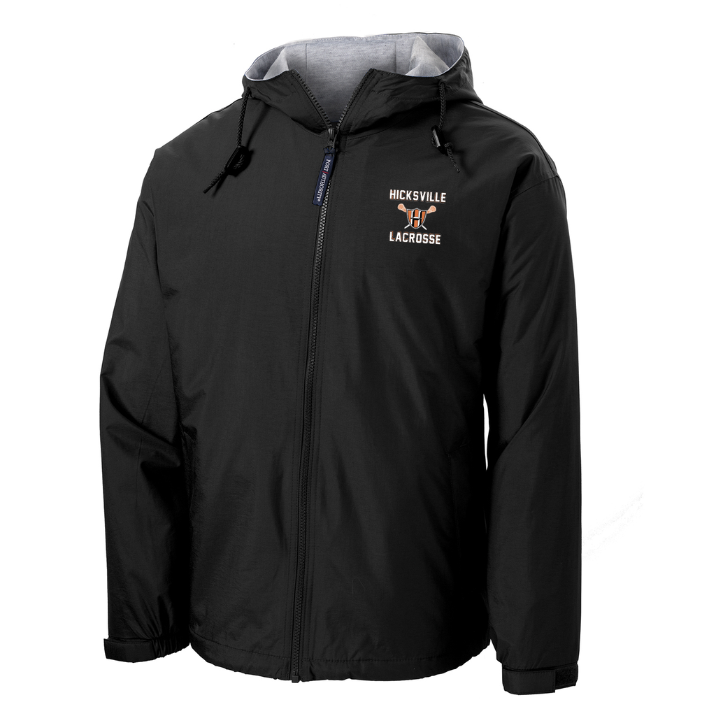 Hicksville Lacrosse Hooded Jacket