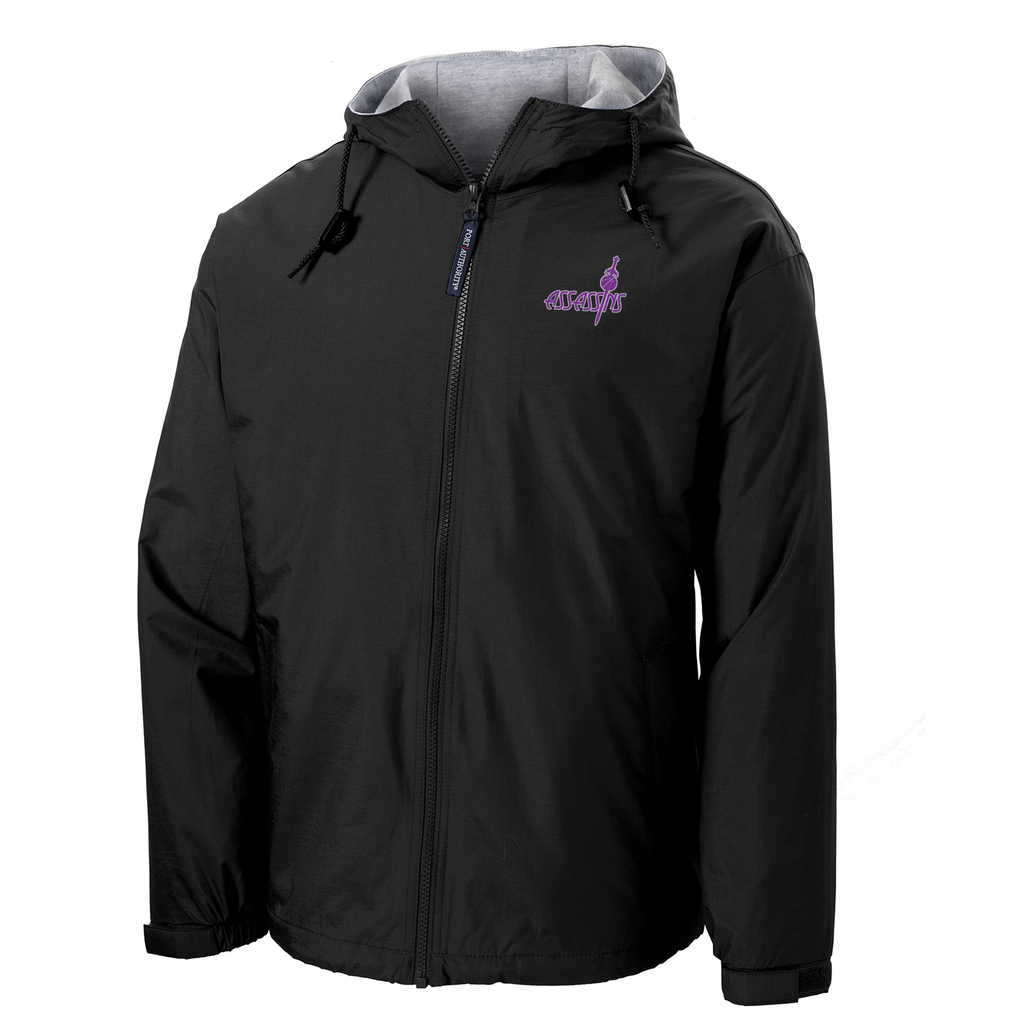 Assassins Basketball Hooded Jacket