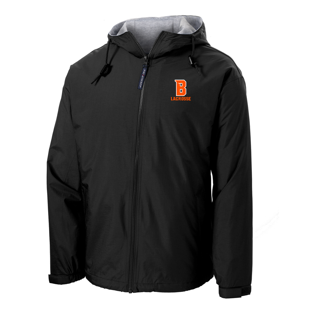 Babylon Lacrosse Hooded Jacket