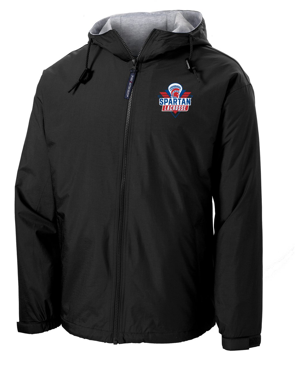 Bixby Youth Lacrosse Hooded Jacket