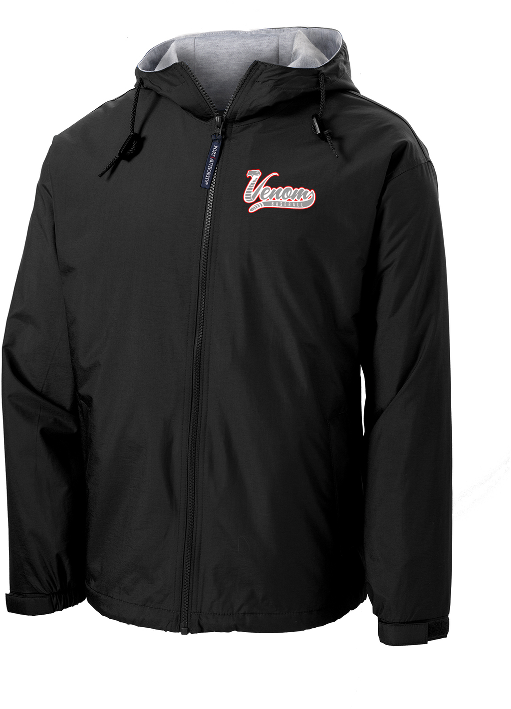 Valley Venom Baseball Hooded Jacket