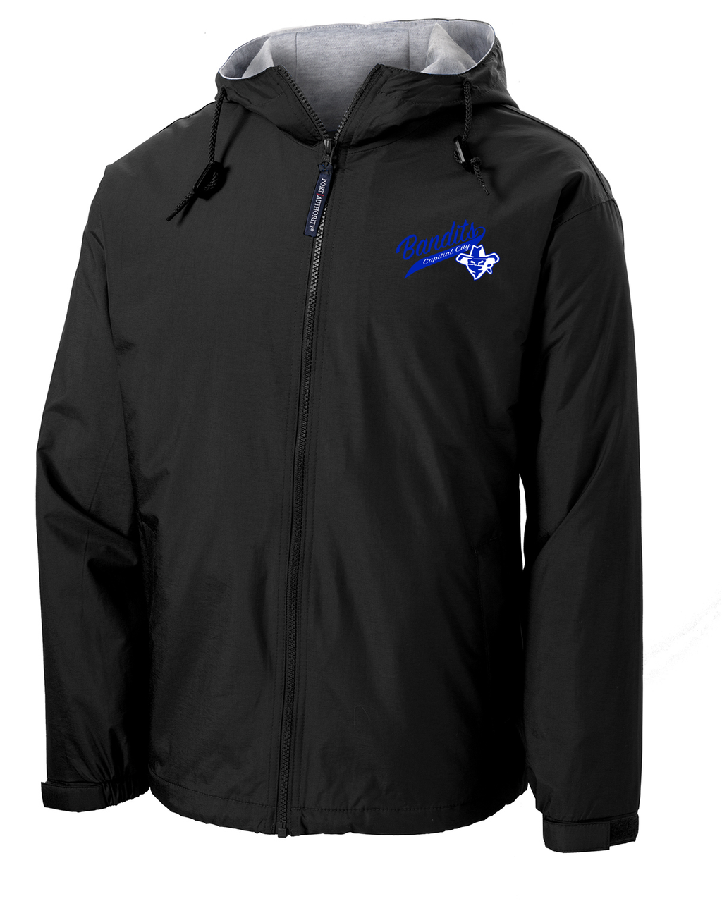 Capital City Baseball Hooded Jacket