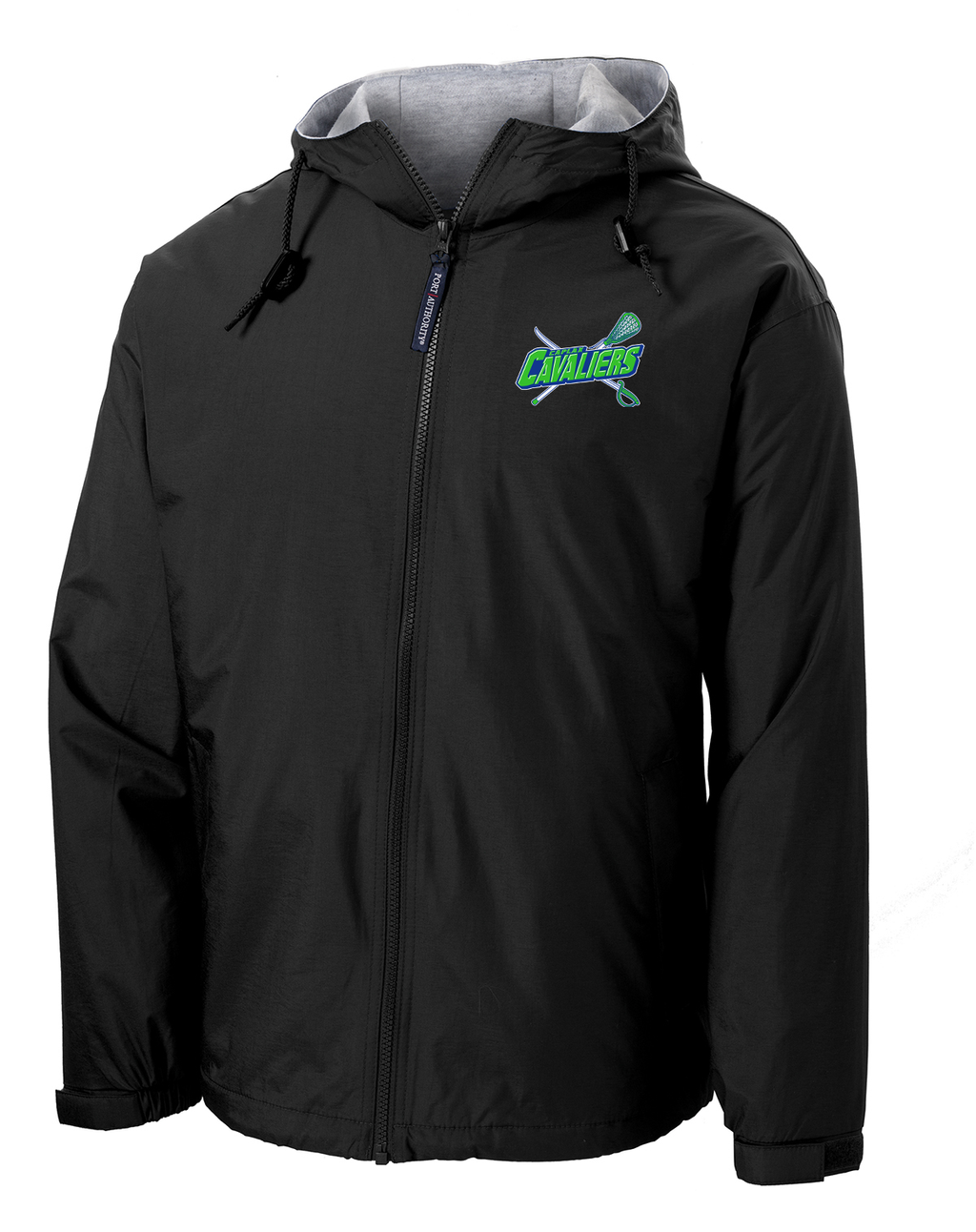 Cavaliers Lacrosse Hooded Jacket