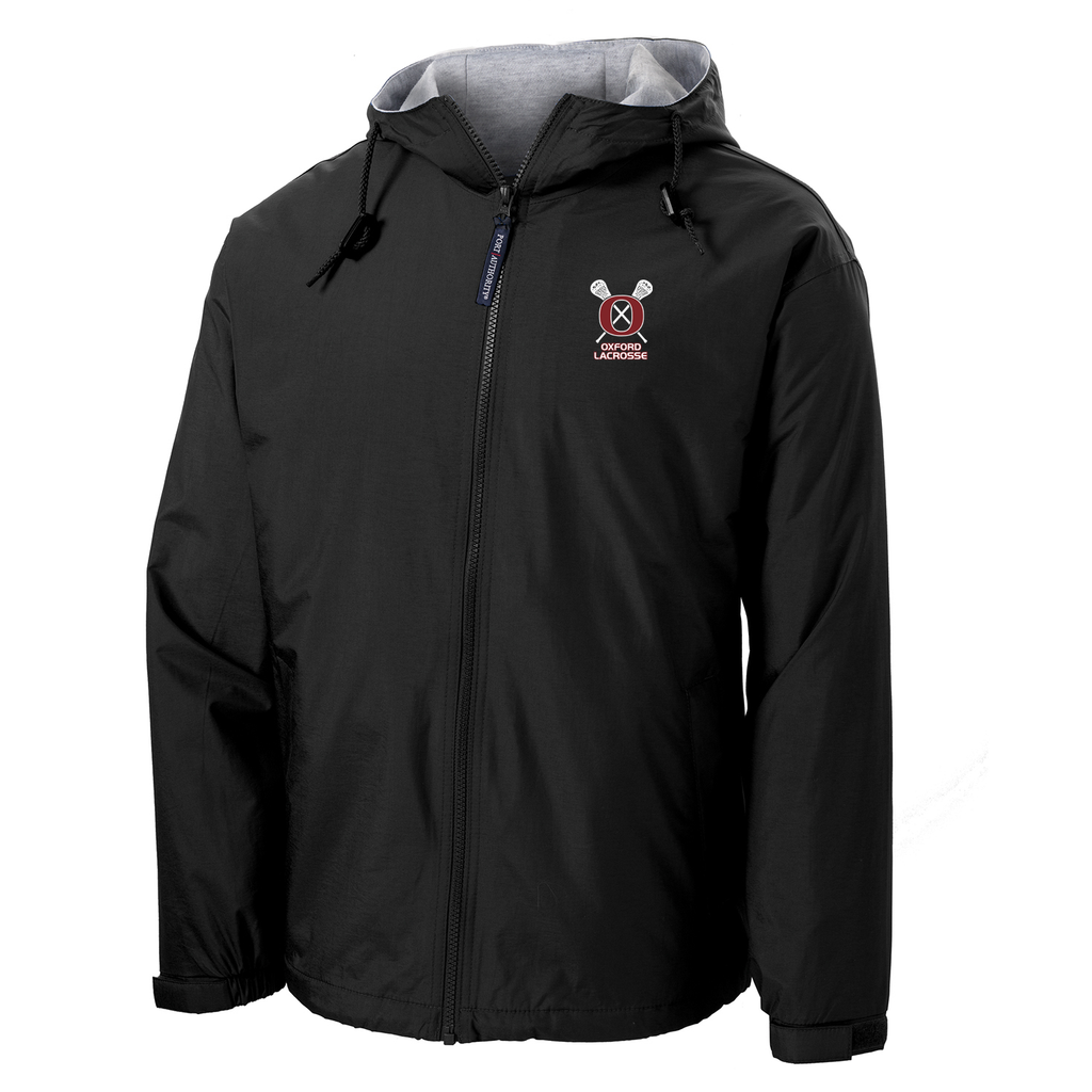 Oxford Youth Lacrosse Hooded Jacket