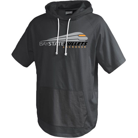 Bay State Bullets Short Sleeve Hooded Tee