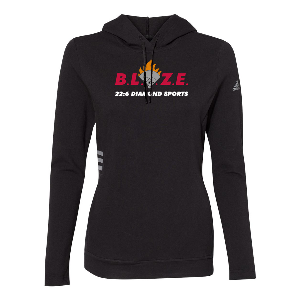 BLAZE 22:6 Diamond Sports Adidas Women's Sweatshirt