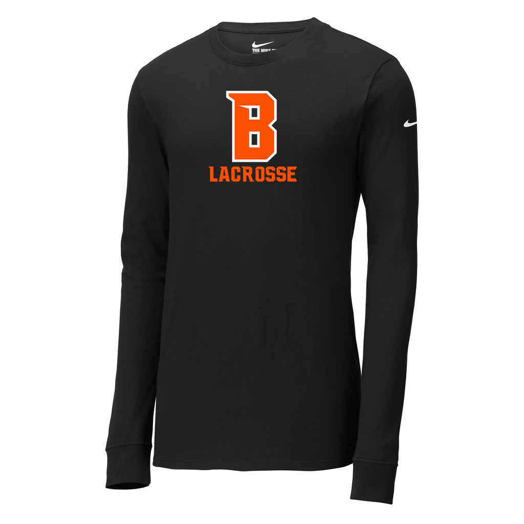 Babylon Lacrosse Nike Core Cotton Long Sleeve Tee