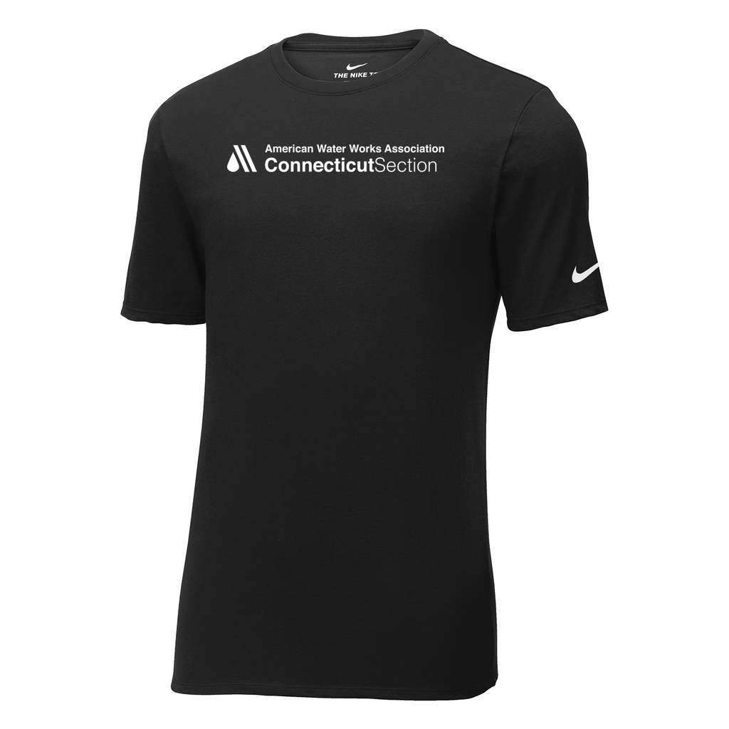 AWWA Connecticut Section Nike Core Cotton Tee