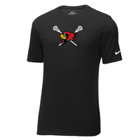 Bellaire Lacrosse Nike Core Cotton Tee