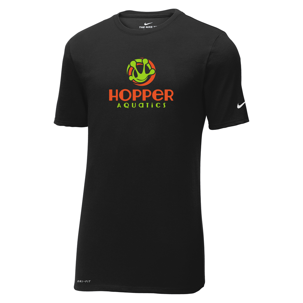 Hopper Aquatics Nike Dri-FIT Tee