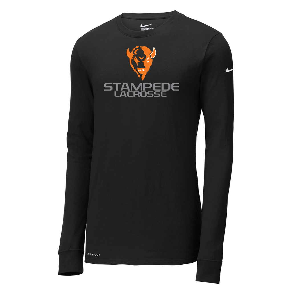 South Suburban Stampede Nike Dri-FIT Long Sleeve Tee