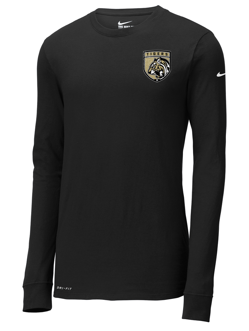 Broken Arrow Lacrosse Nike Dri-FIT Long Sleeve Tee