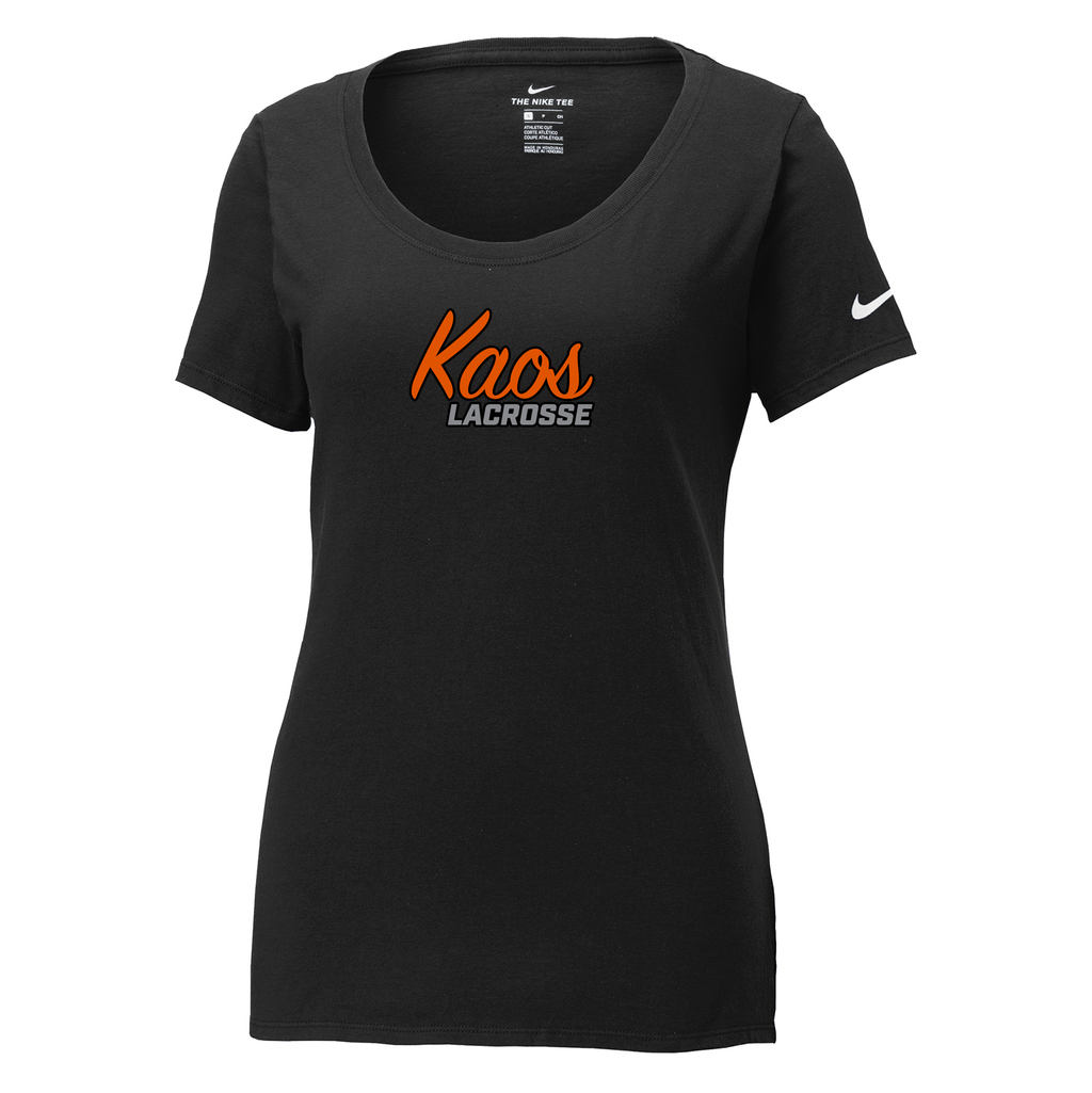 Shore Kaos Nike Ladies Core Cotton Tee
