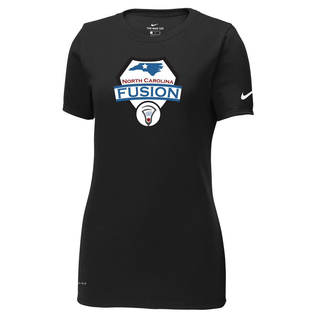 Fusion Lacrosse  Nike Ladies Dri-FIT Tee