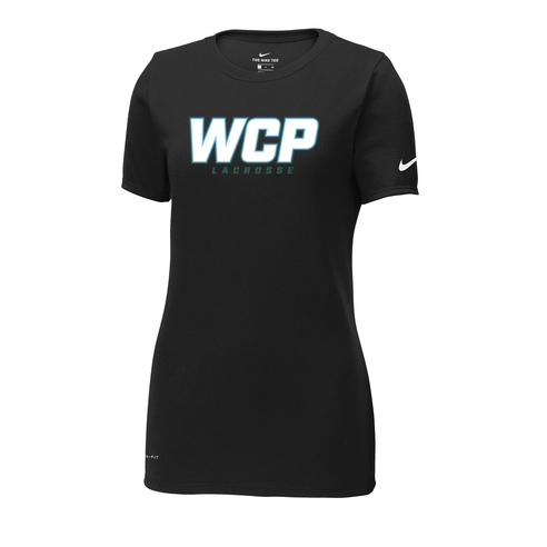 WCP Girls Lacrosse Nike Ladies Dri-FIT Tee