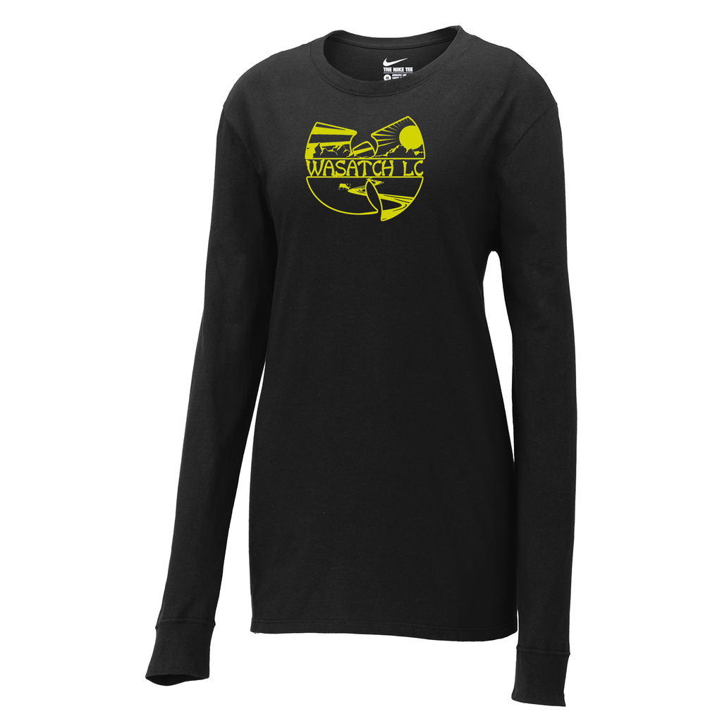 Wasatch LC Nike Ladies Core Cotton Long Sleeve Tee