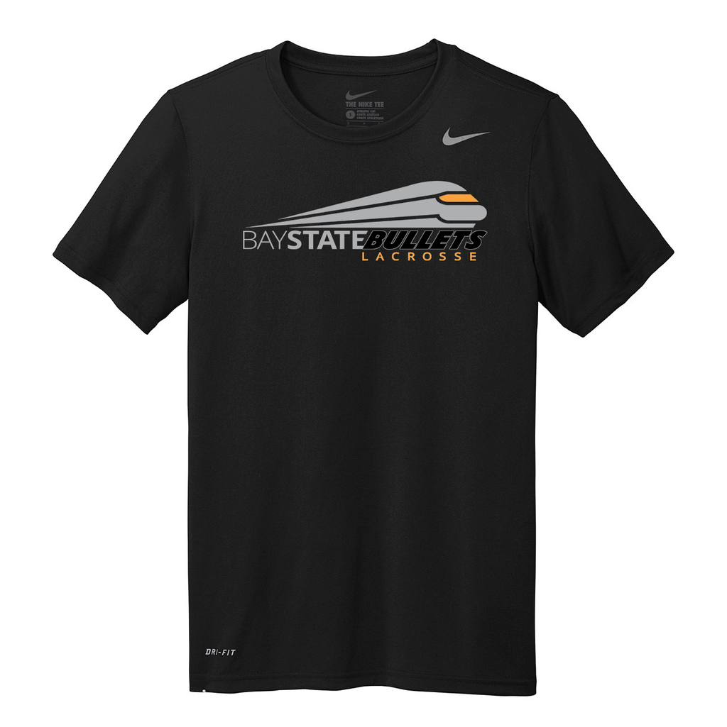 Bay State Bullets Nike Legend Tee