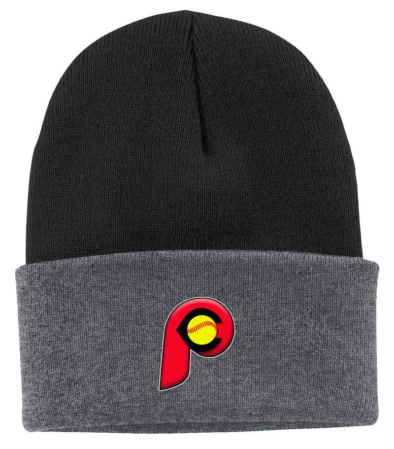Player's Choice Academy Softball Knit Beanie