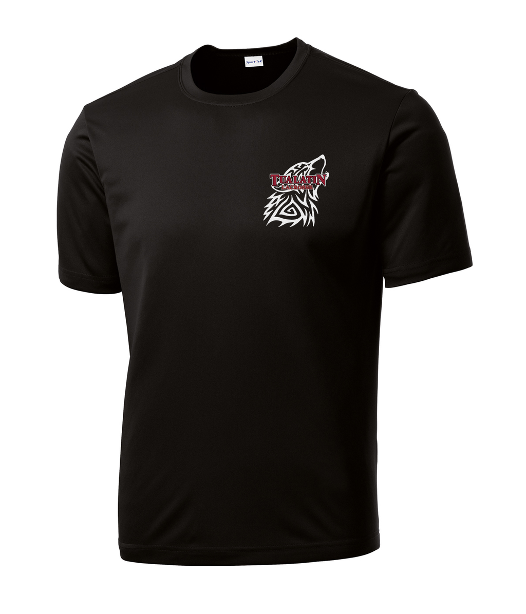 Tualatin Black Performance T-Shirt