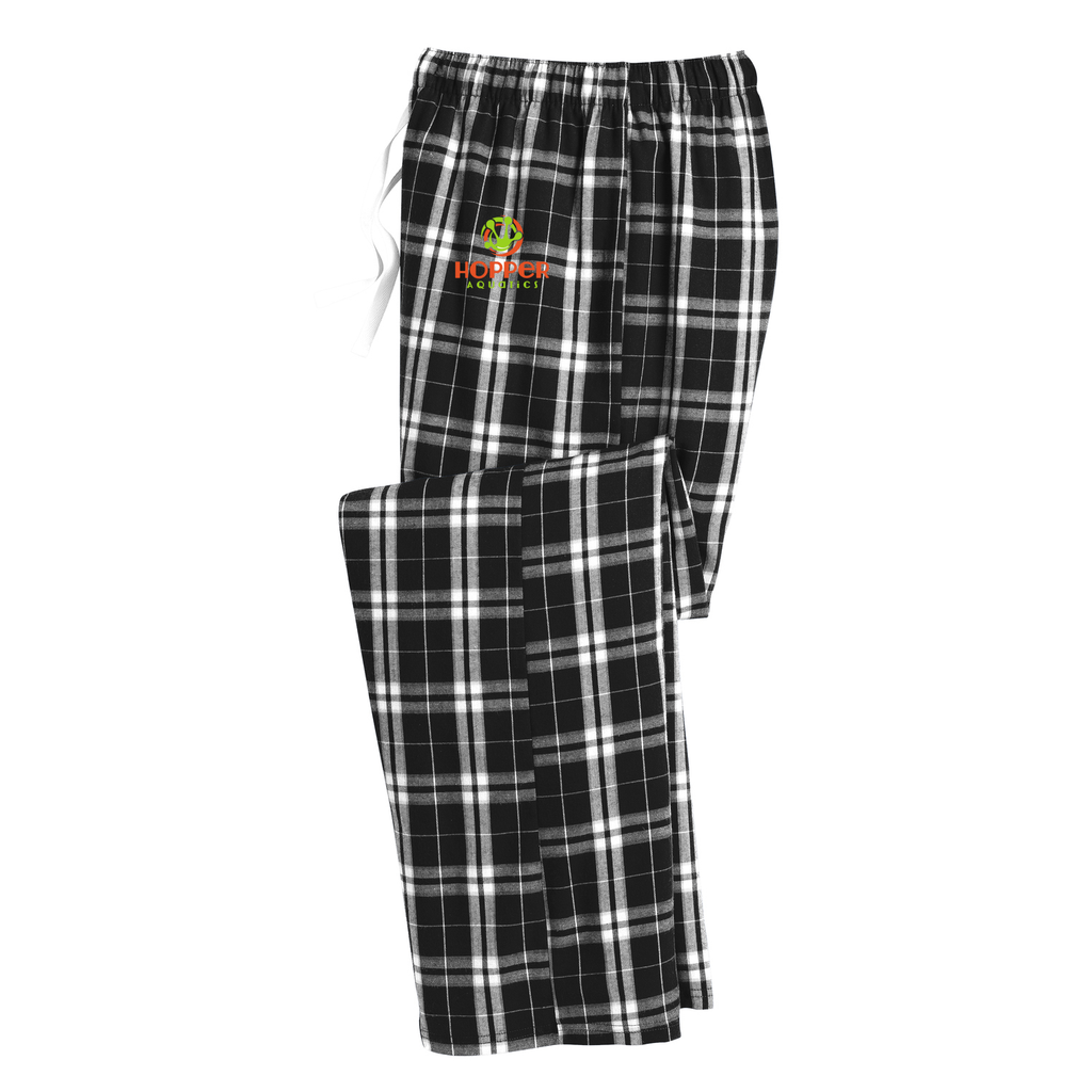 Hopper Aquatics Plaid Pajama Pants