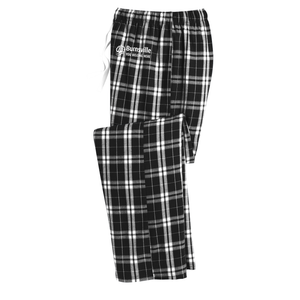 City of Burnsville Plaid Pajama Pants