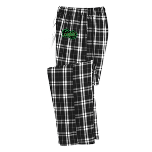 Lanierland Lions Cheer Plaid Pajama Pants