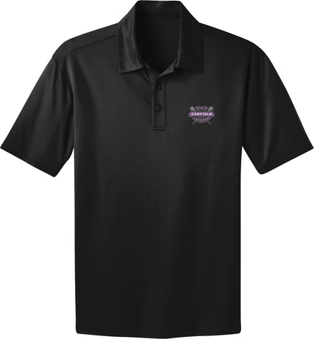Garfield Black Polo