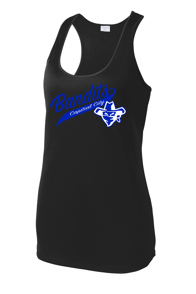 Capital City Baseball Women's Racerback Tank