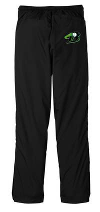 Michigan Blast Elite Baseball Rain/Wind Pants