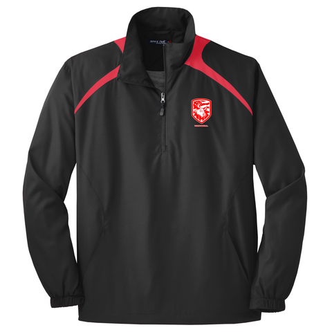 Nesaquake Middle School Quarterzip Windbreaker