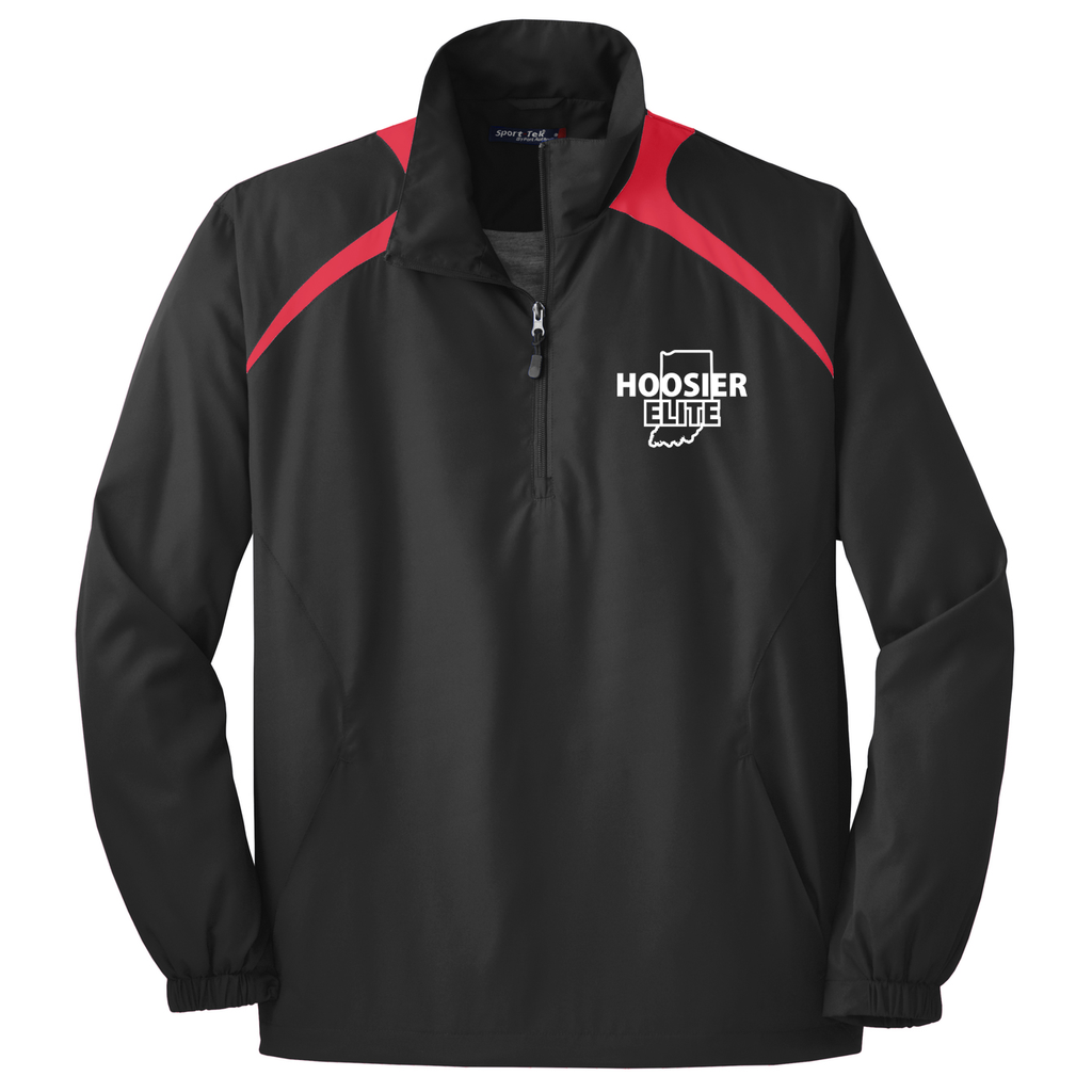 Hoosier Elite Basketball Quarterzip