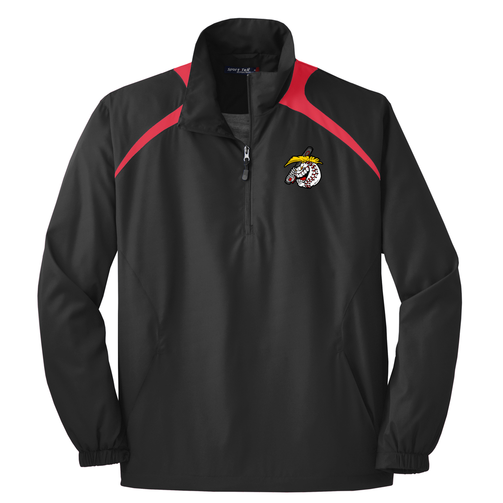 Carolina Slammers Quarterzip