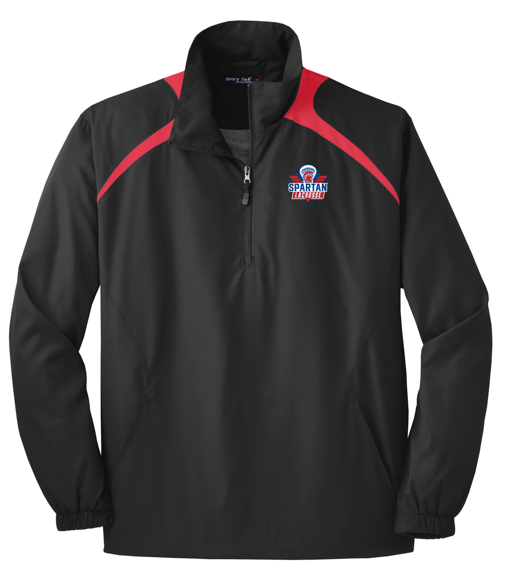 Bixby Youth Lacrosse Quarterzip