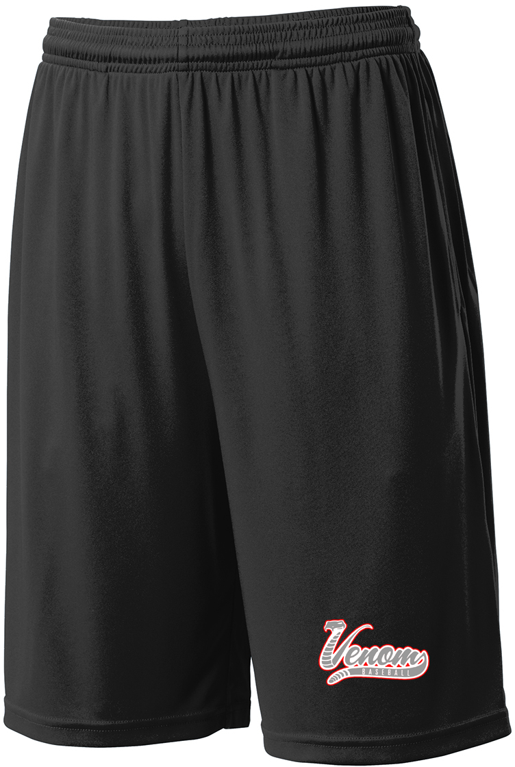 Valley Venom Baseball Shorts