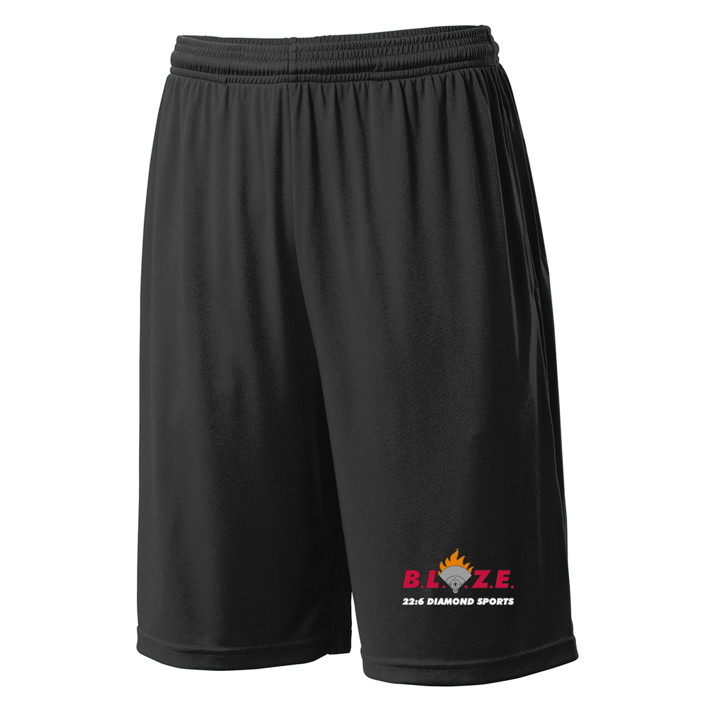 BLAZE 22:6 Diamond Sports Shorts