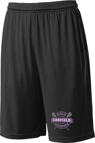 Garfield Black Shorts