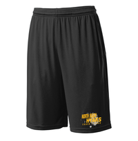 North Beach Track & Field Shorts