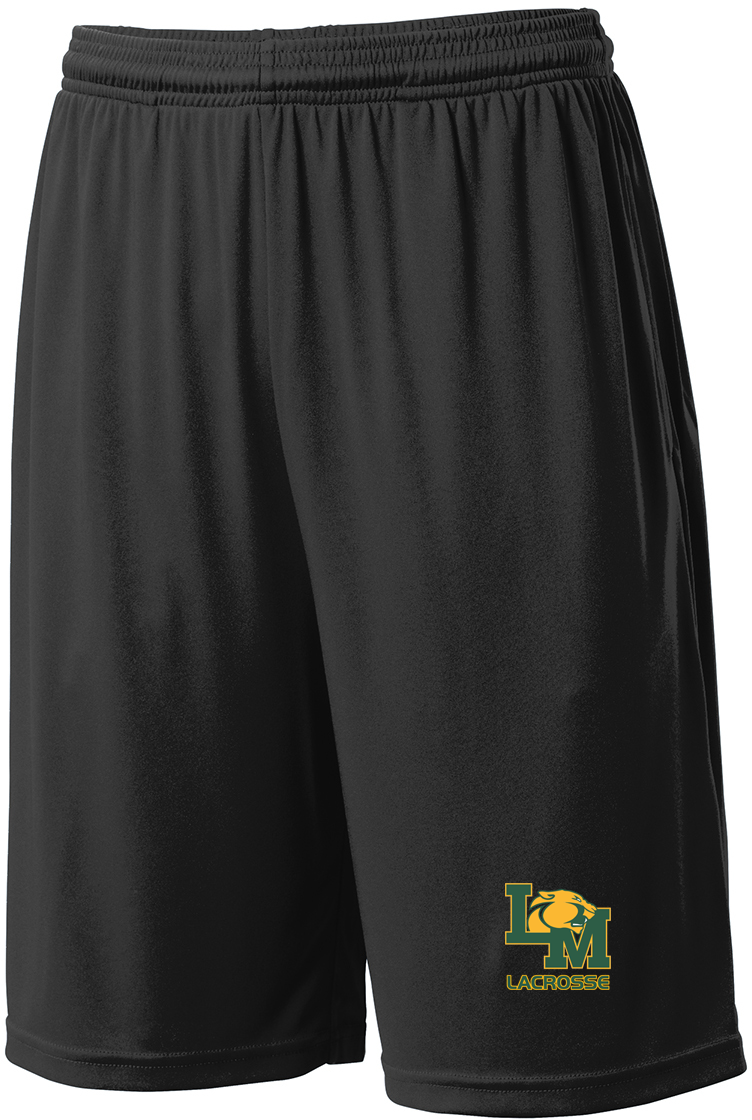 Little Miami Lacrosse Black Shorts