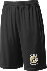 Dane County Lacrosse Black Shorts