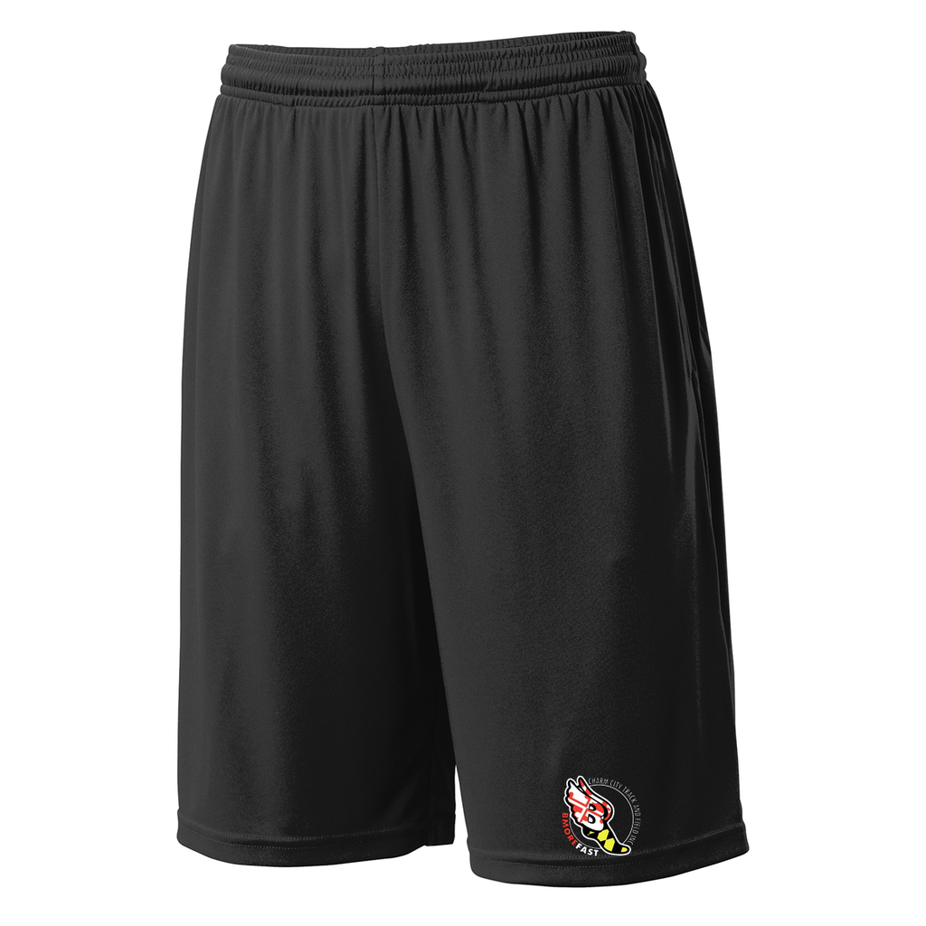 Baltimore City T&F Shorts