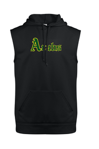 Coachella Valley Baseball Sleeveless Hoodie