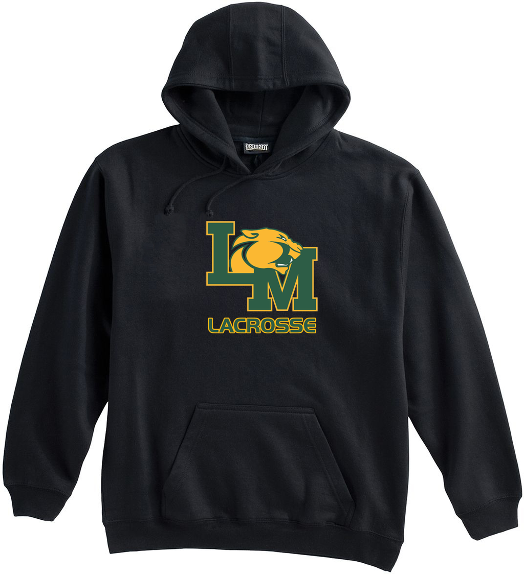 Little Miami Lacrosse Black Sweatshirt