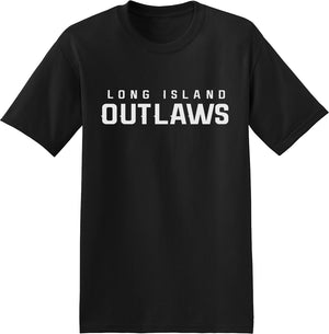 Outlaws Black T-Shirt