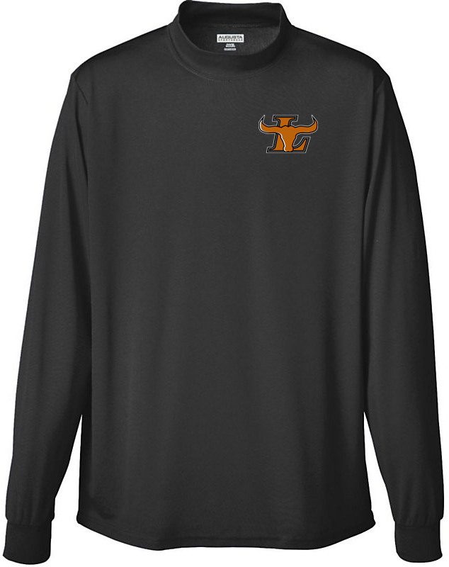 Lanier Baseball Long Sleeve Performance Turtleneck