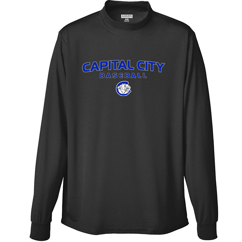 Capital City Baseball Long Sleeve Performance Turtleneck