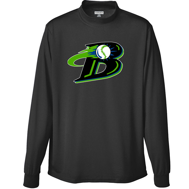 Michigan Blast Elite Baseball Long Sleeve Performance Turtleneck